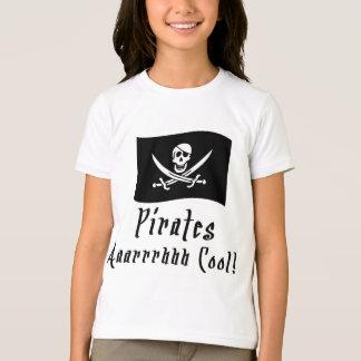 T-shirt Les pirates sont frais !