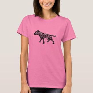 T-shirt Les pitbulls sont belle chemise