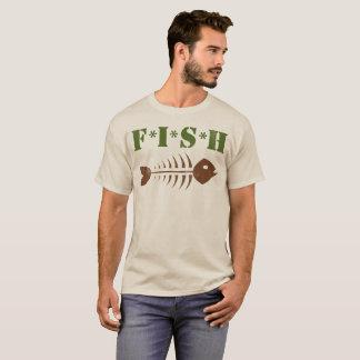 T-shirt Les POISSONS vont pêcher