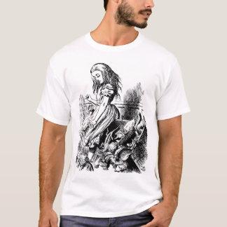 T-shirt Les preuves d'Alice