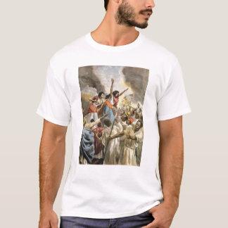T-shirt Les princesses royales Preaching la Guerre Sainte