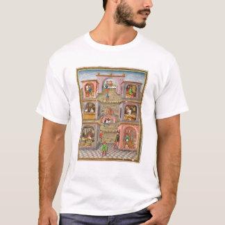 T-shirt Les professions
