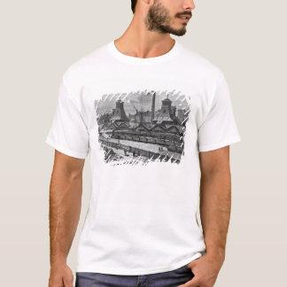 T-shirt Les puits de St Pierre et de St Paul au le