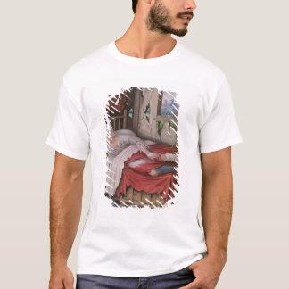 T-shirt Les quatre conditions de la société : Pauvreté