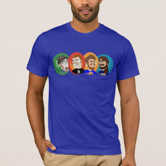 T-shirt Les quatre éléments