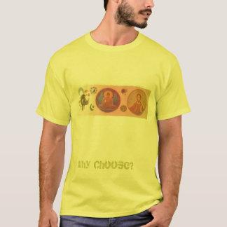 T-shirt Les religions, pourquoi choisissent ?