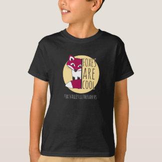 T-shirt Les renards de FVLHS sont frais