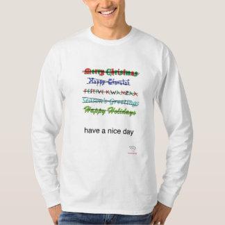 T-shirt Les salutations des saisons