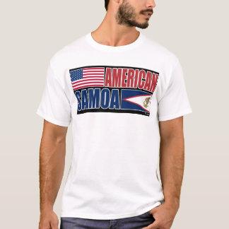 T-shirt Les Samoa américaines
