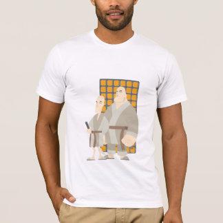 T-shirt Les samouraïs