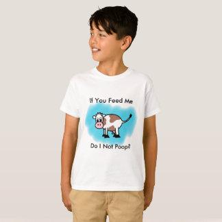 "T-shirt Les sassafras de framboise ""font dunette d'I pas"