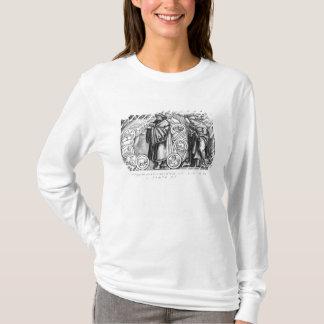 T-shirt Les sciences naturelles en présence de