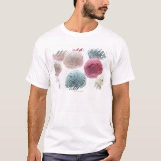 T-shirt Les scoops du crème