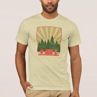 T-shirt Les séquoias