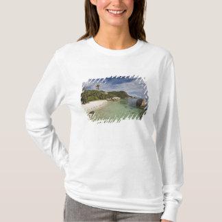 T-shirt Les Seychelles, île de Digue de La, domaine 2 de