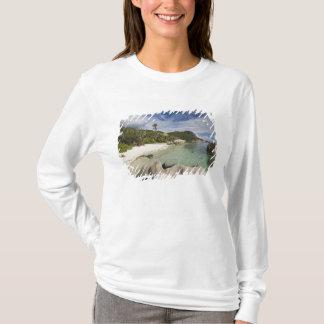 T-shirt Les Seychelles, île de Digue de La, domaine de