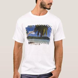 T-shirt Les Seychelles, île de Mahe, Anse une La Mouche