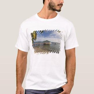 T-shirt Les Seychelles, île de Praslin, Anse Bois de Rose,
