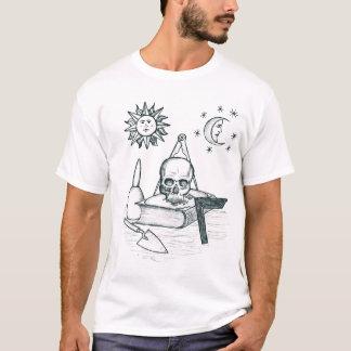 T-shirt Les signes de mystique