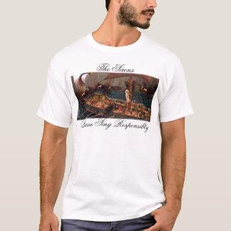 T-shirt Les sirènes