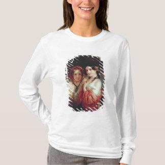 T-shirt Les soeurs