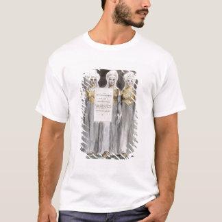 T-shirt Les soeurs mortelles, conçoivent 67 'des poèmes du