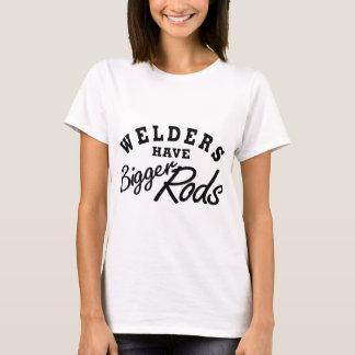 T-shirt Les soudeuses ont…