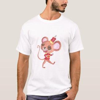 T-shirt Les souris de l'abruti