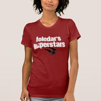 T-shirt Les superstars 2 de Toledar
