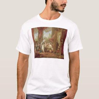 T-shirt Les tapisseries de commande de Sultanine