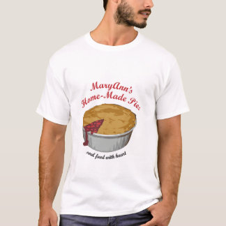 T-shirt Les tartes de Mary Ann