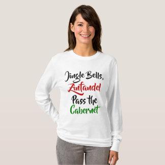T-shirt Les tintements du carillon, Zinfandel, passent le