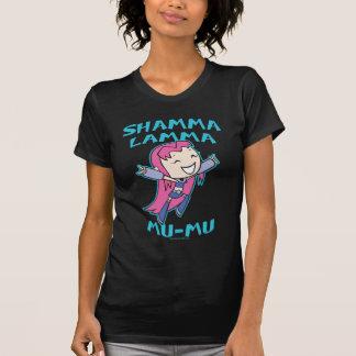 T-shirt Les titans de l'adolescence vont ! | Starfire