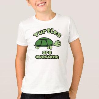 T-shirt Les tortues sont impressionnantes