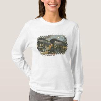 T-shirt Les trains rapides de foudre, 1863