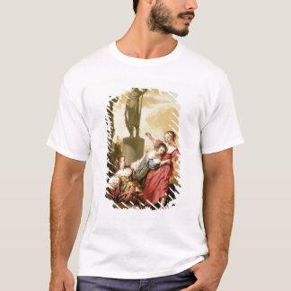 T-shirt Les trois filles de Cecrops