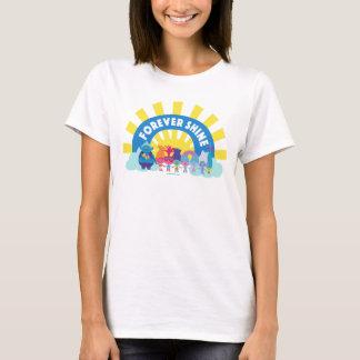 T-shirt Les trolls | brillent pour toujours