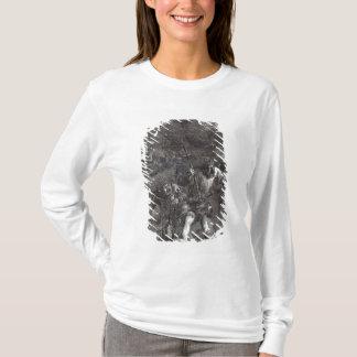T-shirt Les troupes de seigneur Montacute
