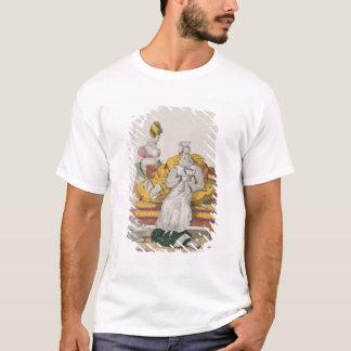 T-shirt Les vapeurs ou le jour de liquidation, plaquent 62