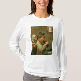 T-shirt Les vieux couples