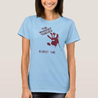 T-shirt Les voleurs de whiskey