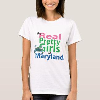 T-shirt Les vraies jolies filles du Maryland