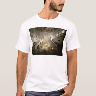 T-shirt L'escalier, construit 1719-44