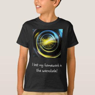T-shirt L'espace de trou de ver
