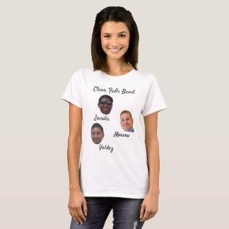 T-shirt L'espace libre tombe directeur Shirt de bande