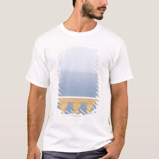 T-shirt L'Espagne, Blanca de côte, vue de mer au-dessus de
