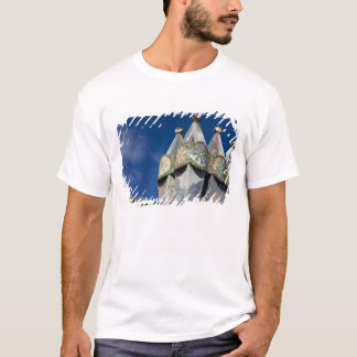 T-shirt L'Espagne, Catalogne, Barcelone. Maison Batllo