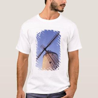 T-shirt L'Espagne, Consuegra, moulins à vent 2 de