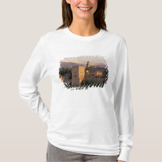 T-shirt L'Espagne, Grenade, Andalousie Alhambra,