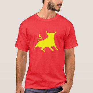 T-shirt L'Espagne Taureau